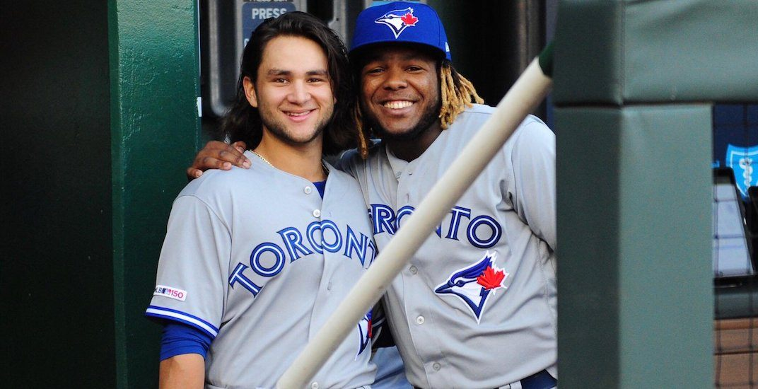 Arrival of Blue Jays' top prospects gives hope for the future