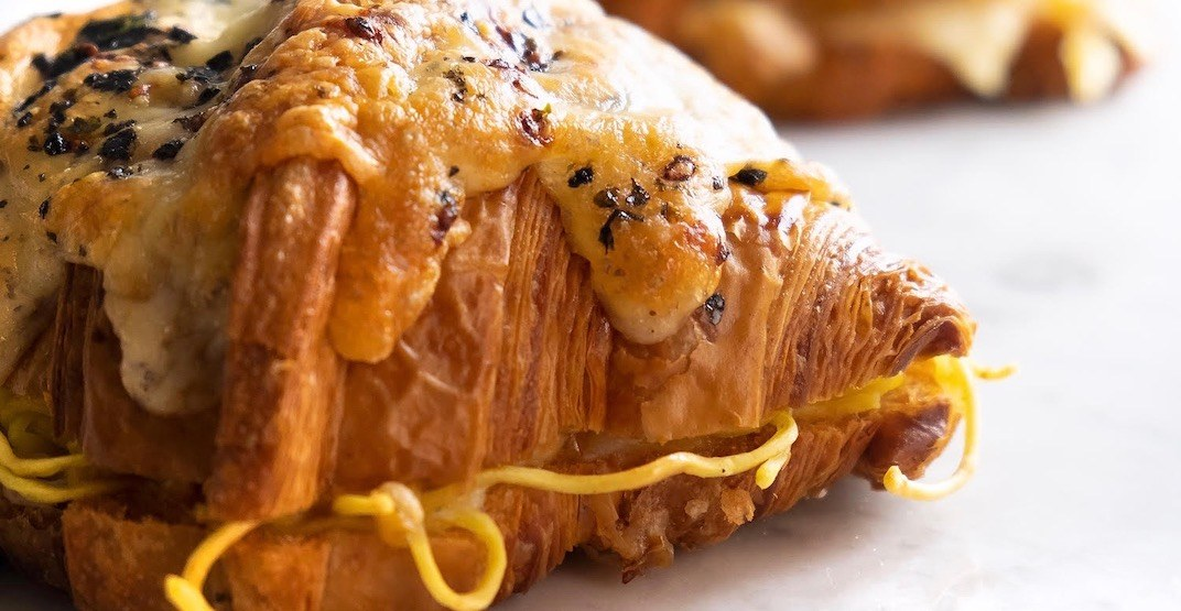 People are freaking out about the launch of this ramen croissant in Vancouver (PHOTO)