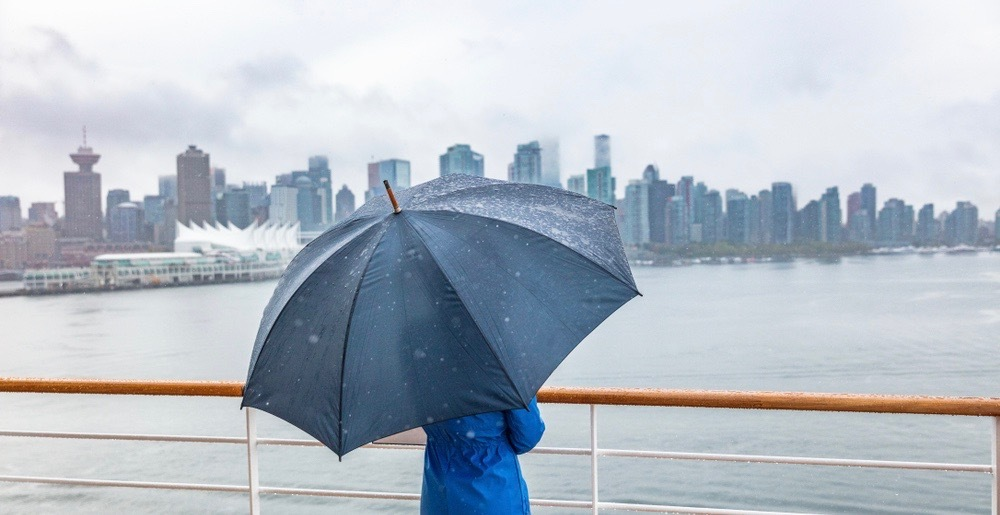 Vancouver forecast pivots to rain for majority of the week
