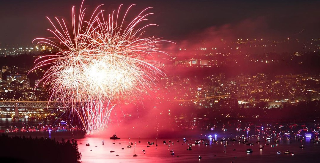 Canada takes centre stage at the 2019 Honda Celebration of Light (VIDEOS)