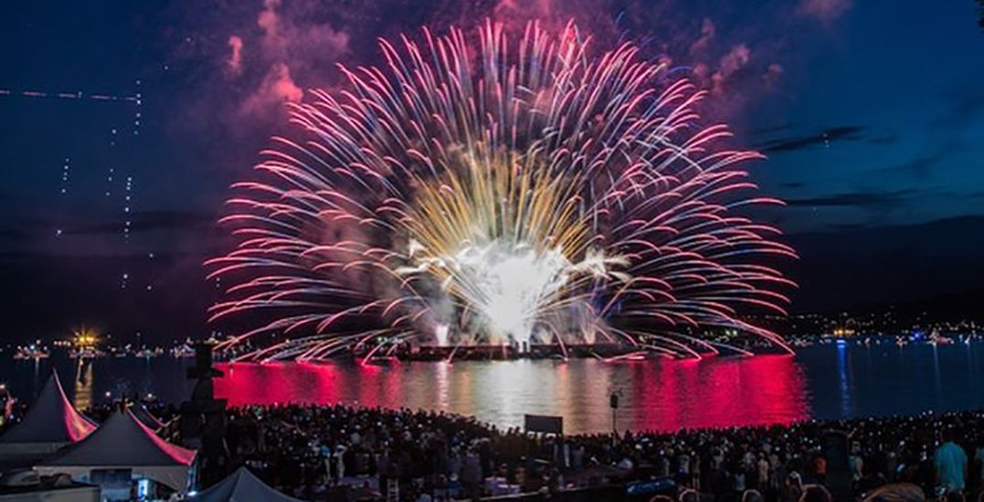 Team Canada's 2019 Celebration of Light fireworks song list (MUSIC VIDEOS)