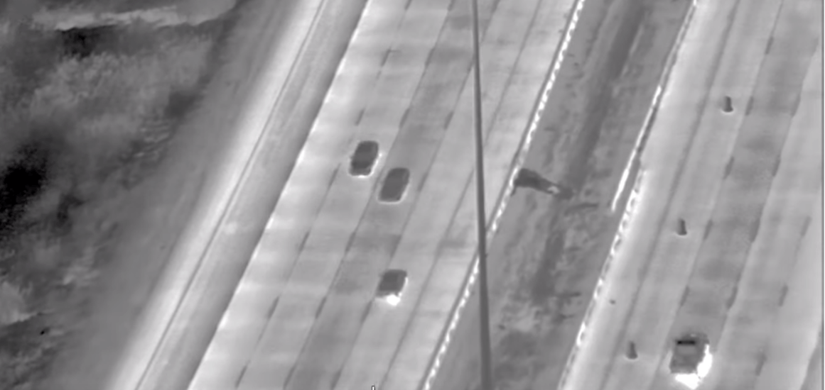 Impaired female caught driving the wrong direction on Highway 407 (VIDEO)
