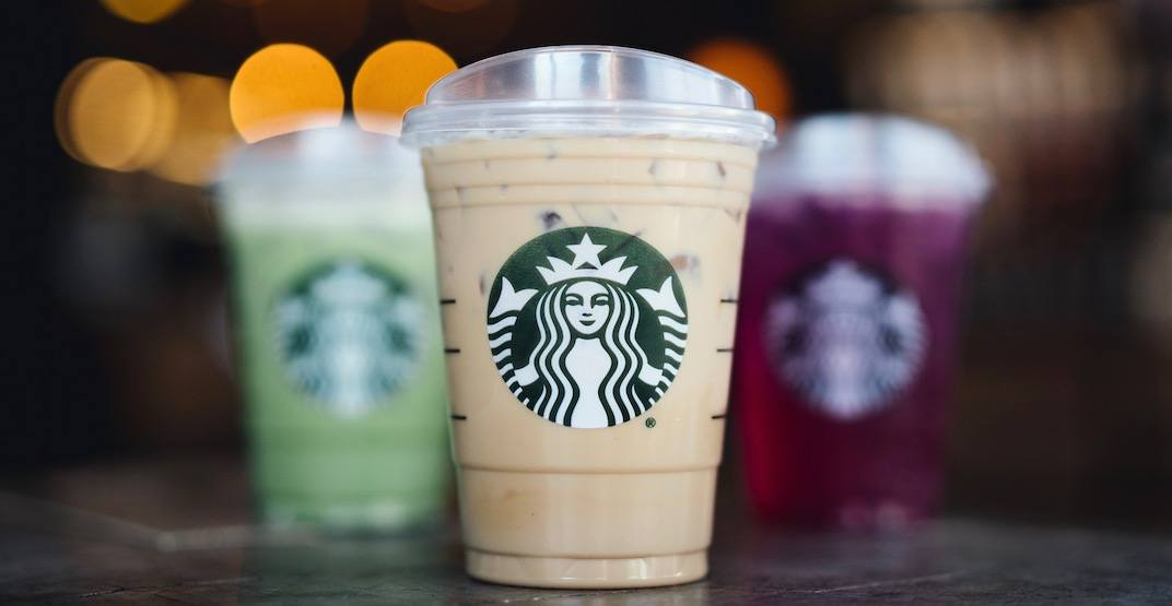 Starbucks to launch its new recyclable strawless lids in Canada this month