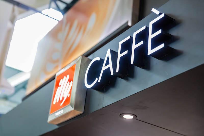 illycaffe opening