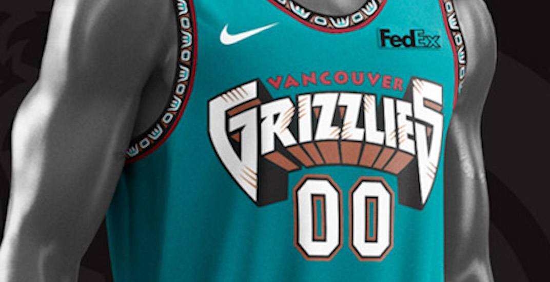 Memphis Grizzlies unveil 'Vancouver Classic Edition' uniforms (PHOTOS)