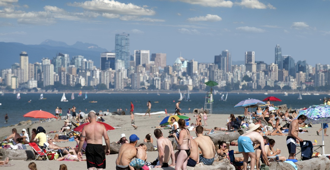 Kits Beach and Trout Lake reopen to swimmers following high E.coli levels