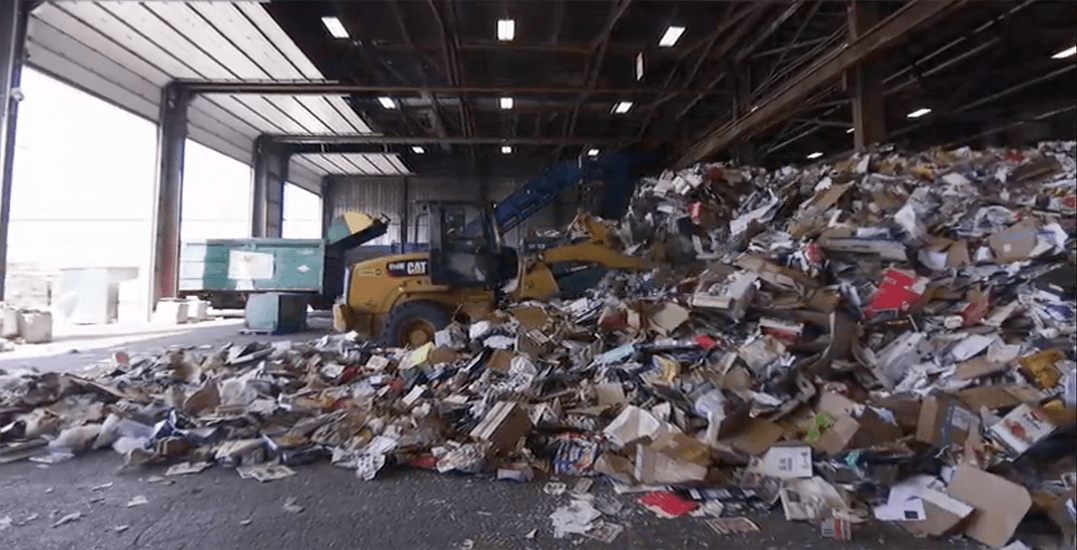 People trying to recycle dangerous materials has led to 7 fires this year: Recycle BC