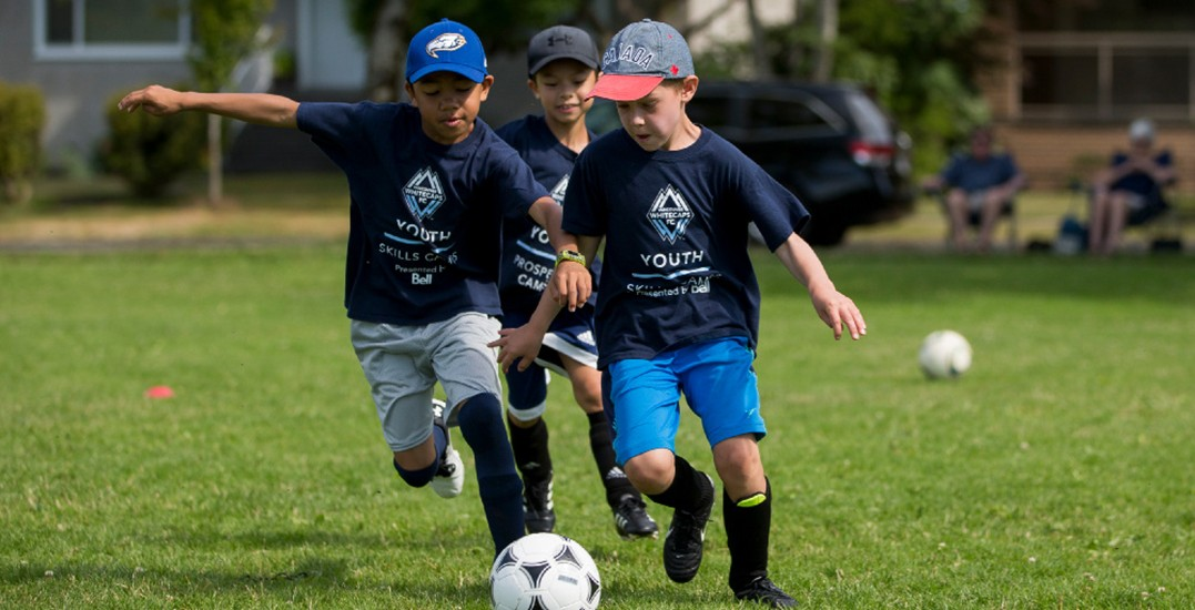 Vancouver Whitecaps youth camps set to take Lower Mainland by storm