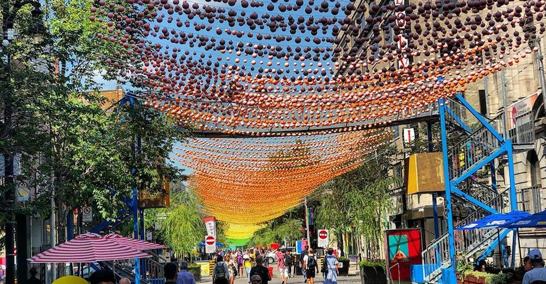 Montreal's 11-day Pride festival runs from August 8 to 18