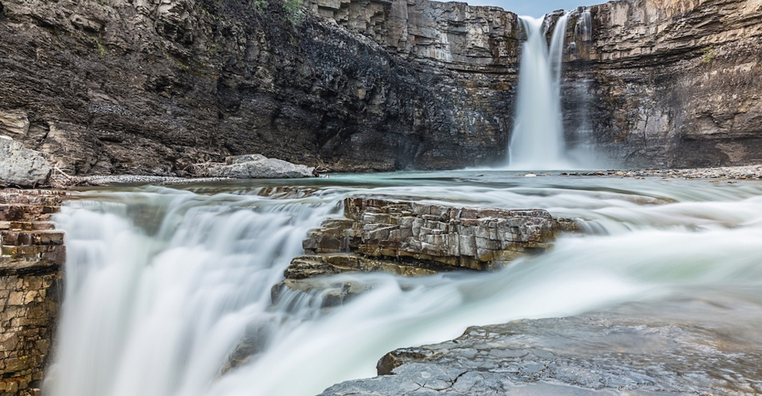 Awesome Alberta: Crescent Falls will take your breath away (PHOTOS)