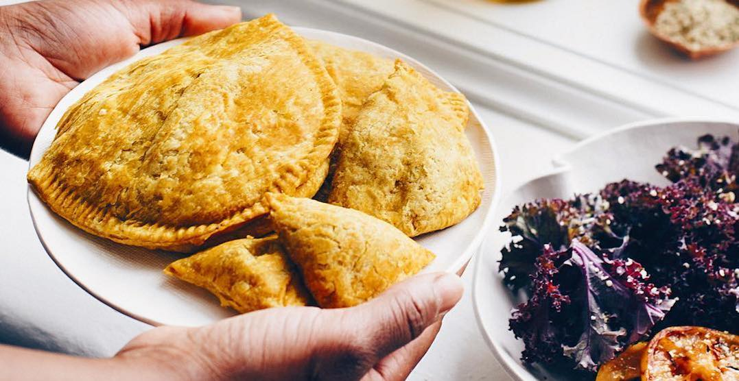Vegan Jamaican patties are now available in Toronto