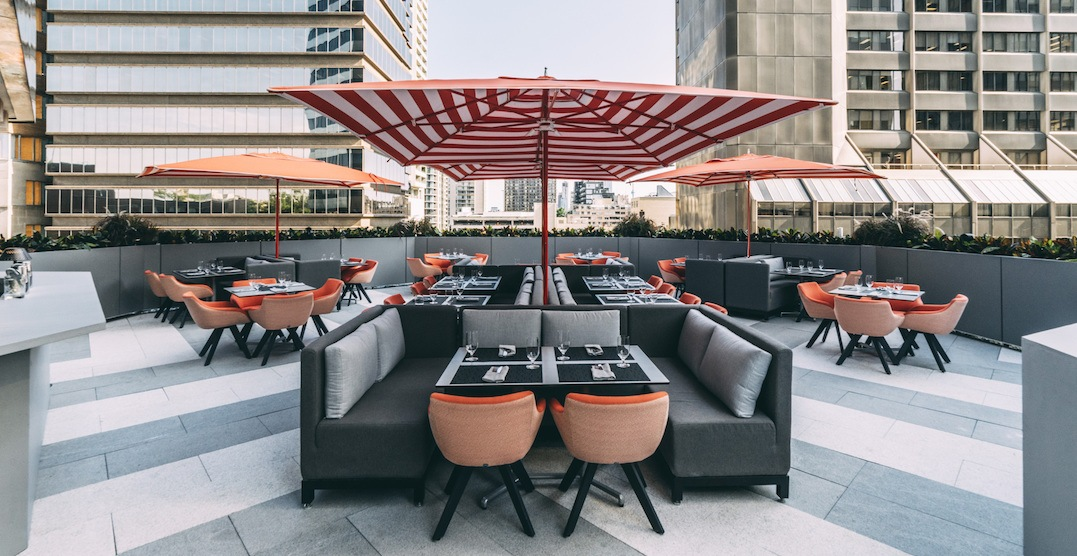 Toronto just got another gorgeous and sunny rooftop patio (PHOTOS)