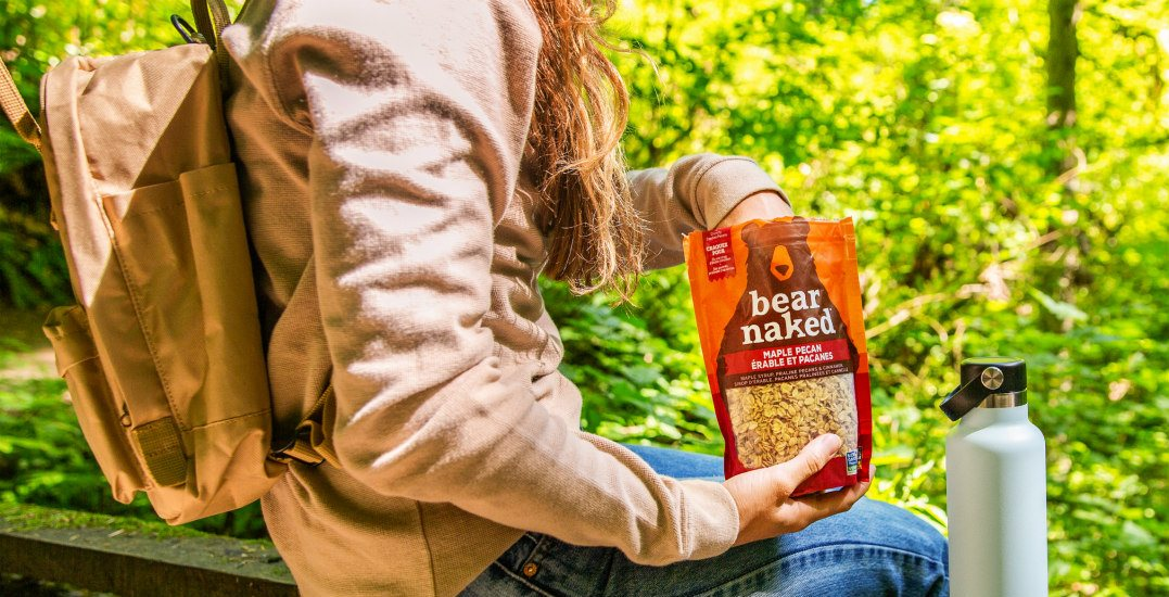 Bear Naked® is now available in Canada and giving away a wild amount of delicious granola