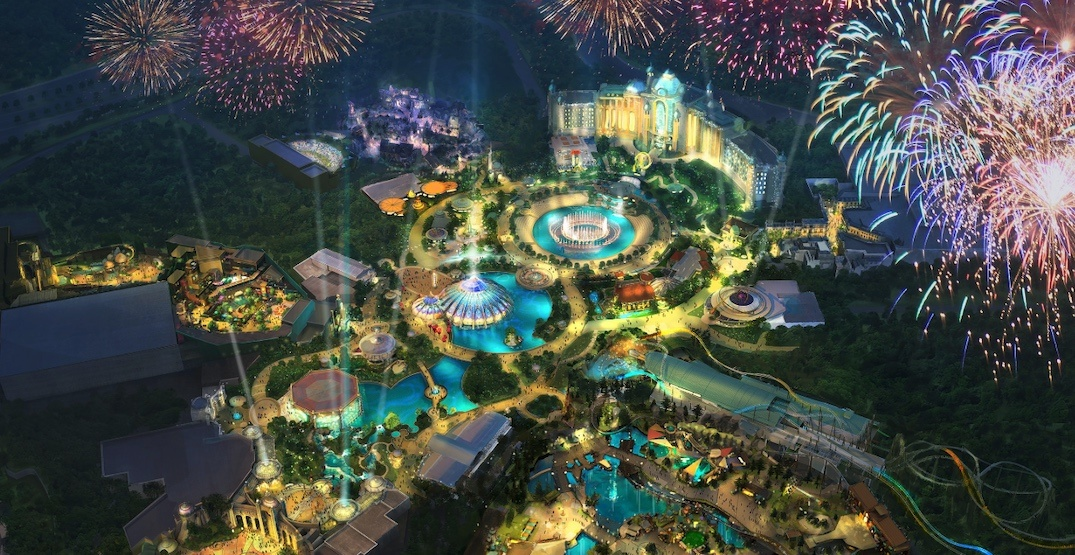 "Third ""epic"" theme park to be built at Universal Orlando Resort"