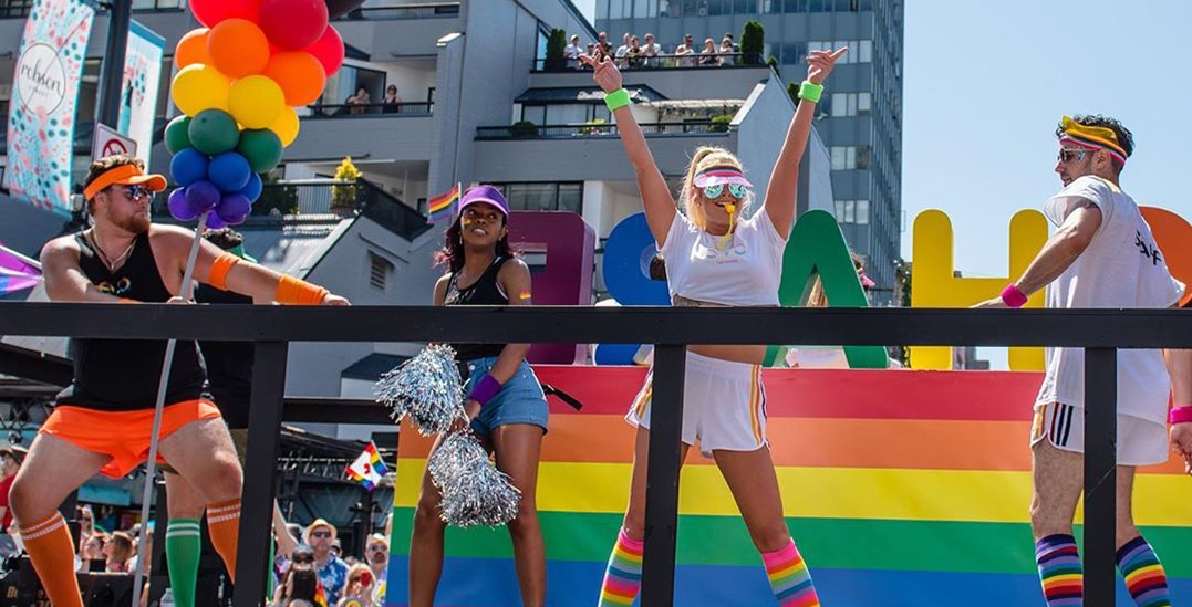 Love shines through at the 2019 Vancouver Pride Parade (VIDEOS)