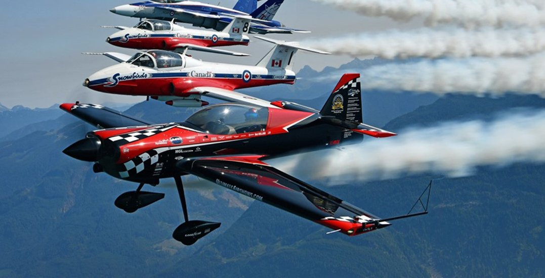 The Abbotsford International Airshow returns to the Lower Mainland this weekend