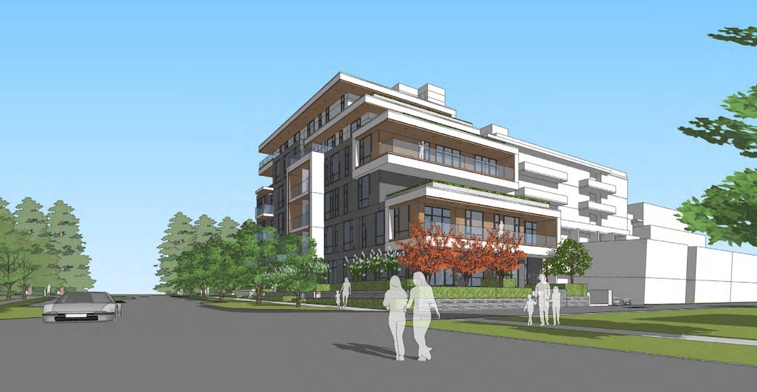 22 new homes proposed for Vancouver's Cambie Corridor