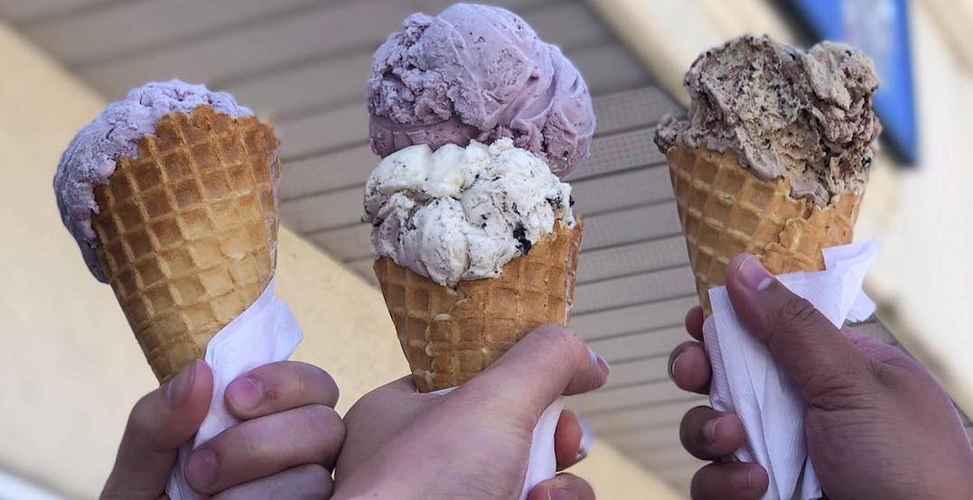 You've got to trek across Ontario's ice cream trail before summer ends