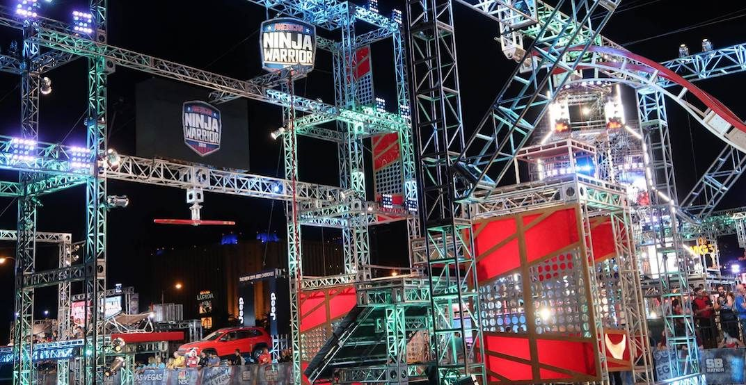 There's an American Ninja Warrior inspired race coming to the CNE
