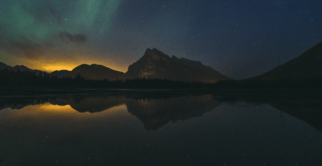 This video of Alberta's Northern Lights is absolutely gorgeous (VIDEO)