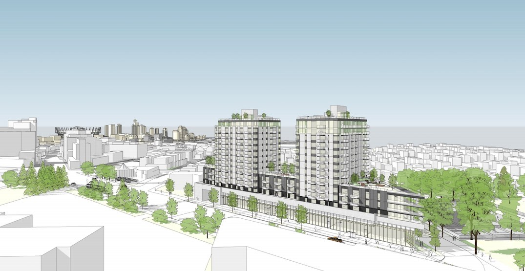 Vancouver City Council approves 215 rental homes on Kingsway in Mount Pleasant