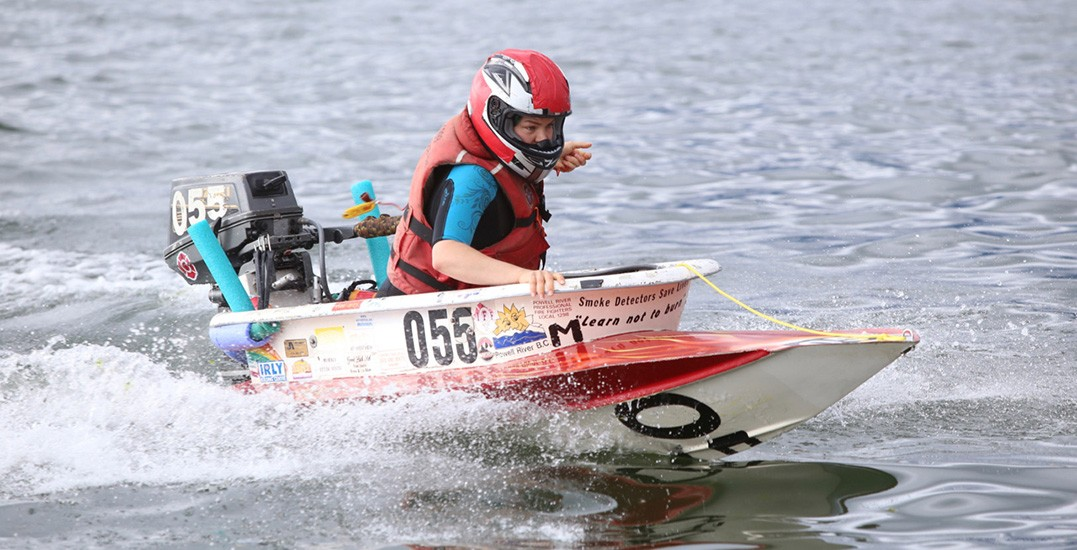 Bathtub races return to Kitsilano Beach this weekend