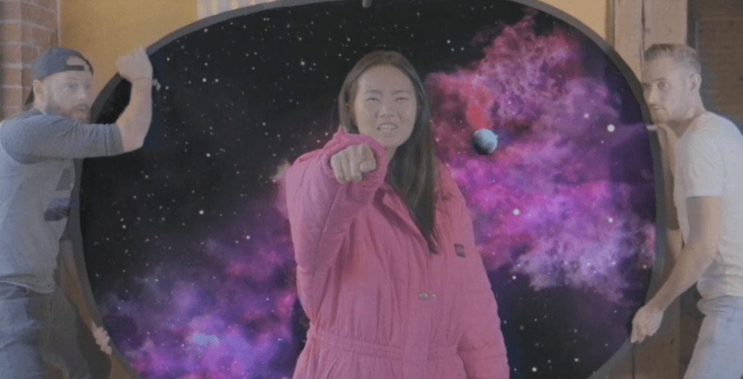 Vancouver video production agency drops hilarious promo video