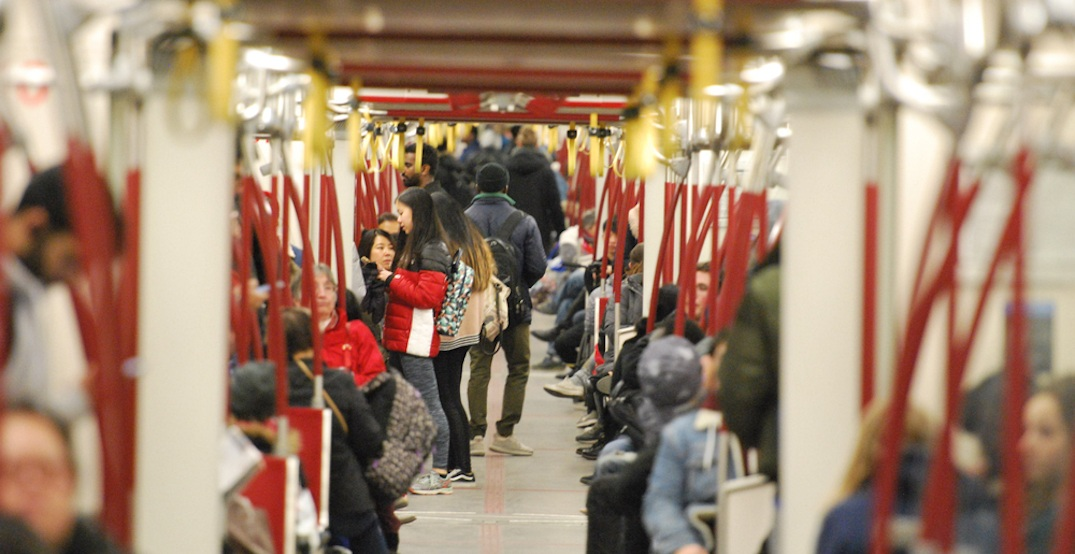 The 15 busiest and least used TTC subway stations