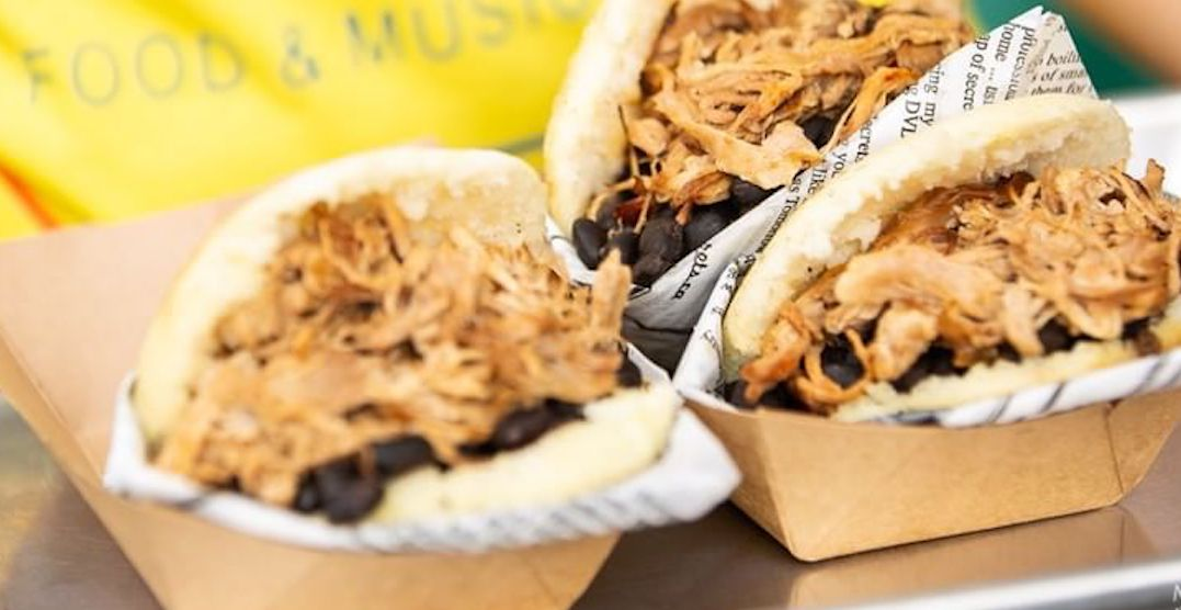 A Pan American Food and Music Festival is happening downtown this weekend