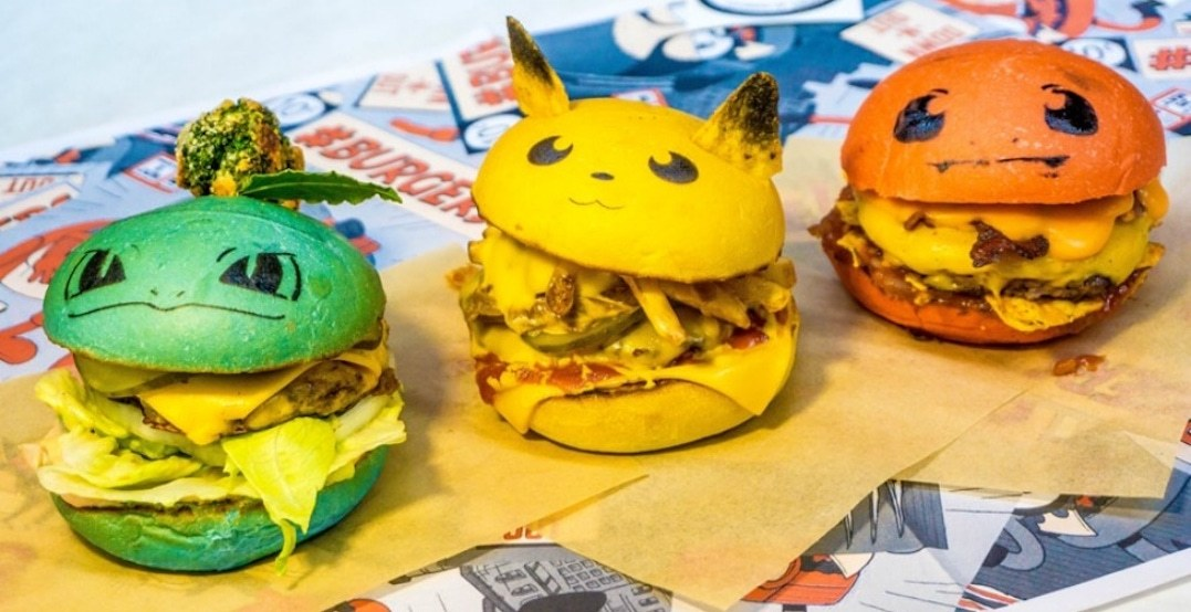 Details revealed for Pokémon-inspired pop-up bar coming to Vancouver