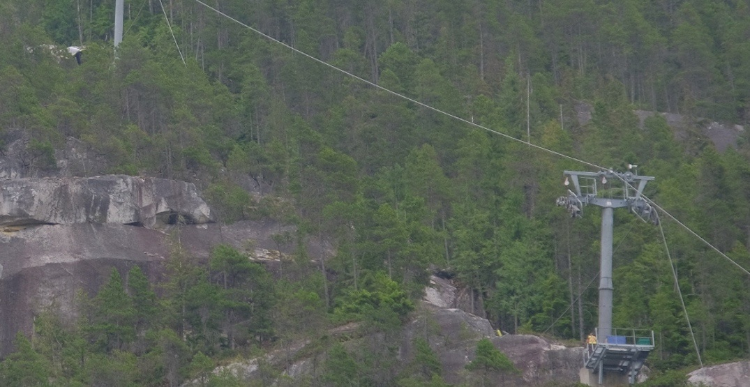 Sea to Sky Gondola closed after gondola line collapse