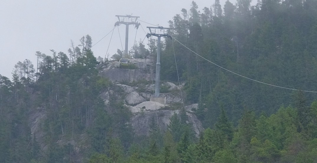 Police investigation suggests Sea to Sky Gondola collapse was sabotage