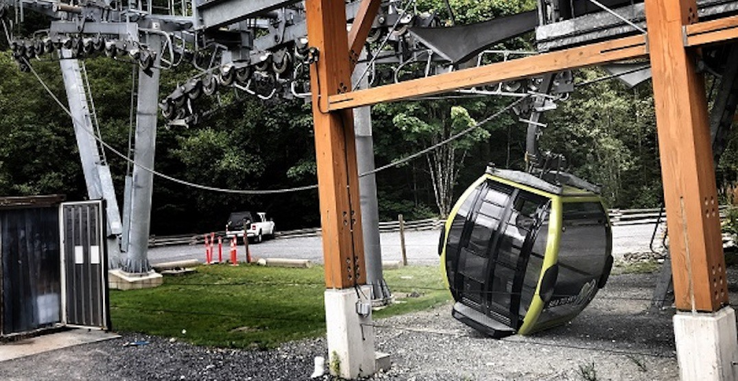 Police officially confirm Sea to Sky Gondola line was cut