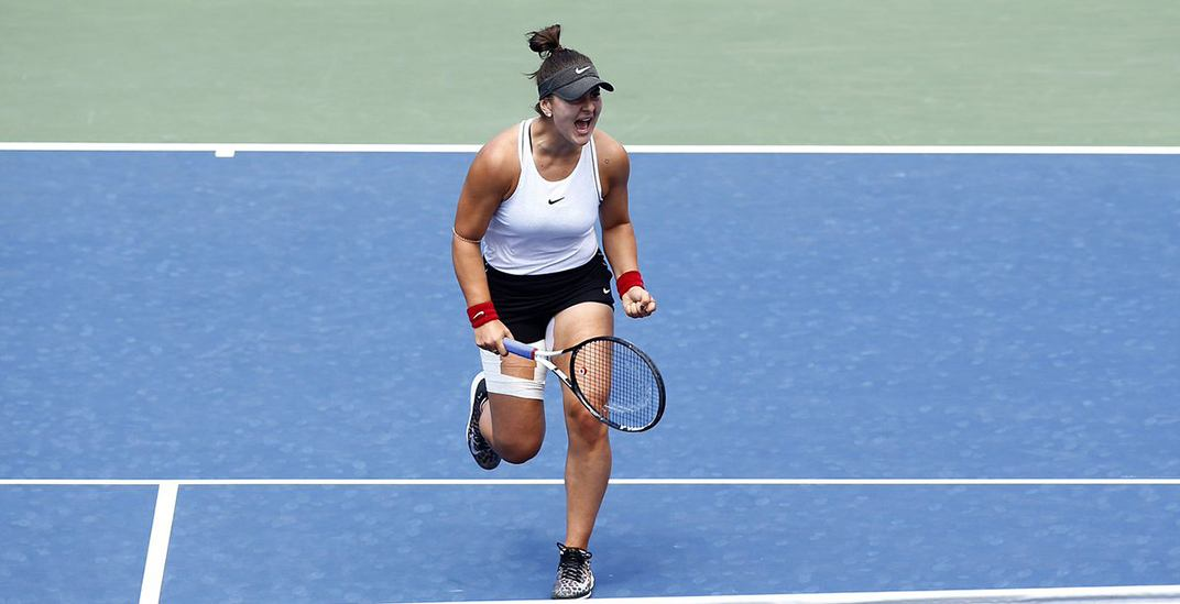 Canadian teen Bianca Andreescu wins her way into Rogers Cup final