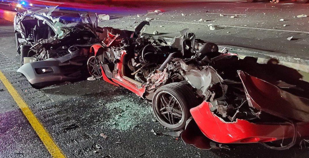 2 dead following major 'fiery' collision on Highway 401