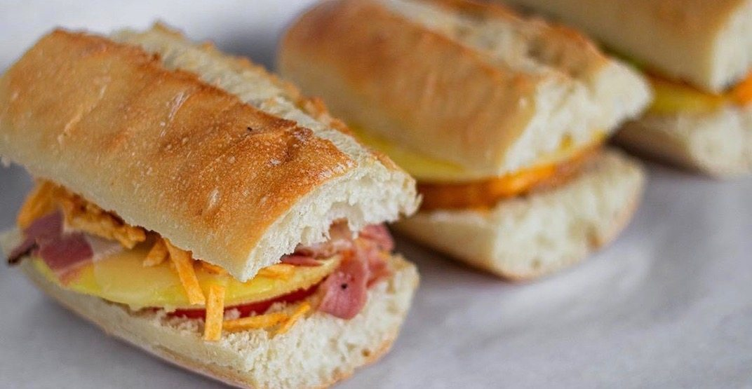 This Metro Vancouver spot is offering FREE breakfast sandwiches and coffee this morning