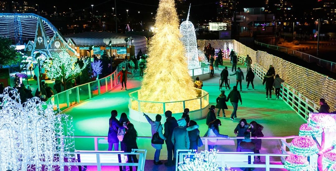 Vancouver's massive Aurora Winter Festival is returning at a new and bigger venue