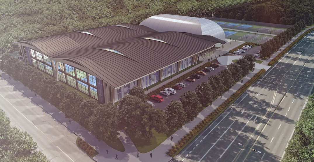 Plans for new $30-million Tennis Canada training hub in Metro Vancouver advancing