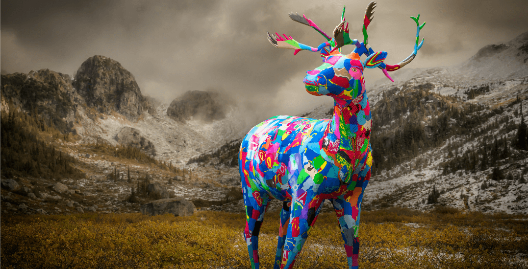 Here's how this life-size animal sculpture could be yours