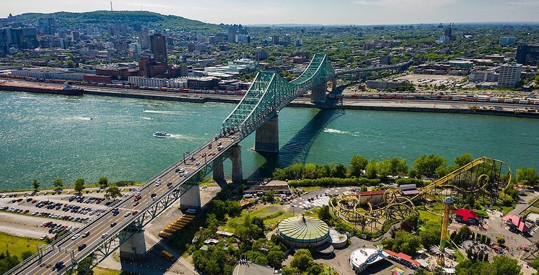 Check out these gorgeous drone shots of Montreal (PHOTOS)