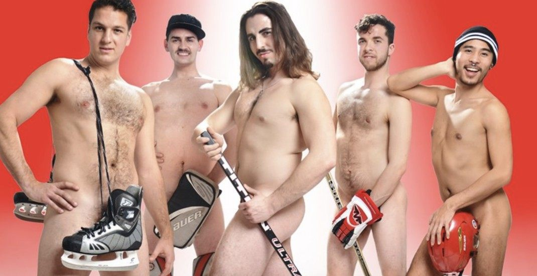 An all Canadian, all male burlesque show is coming to Calgary this month