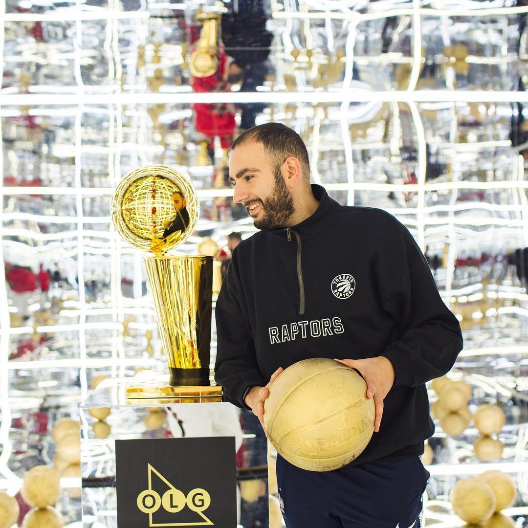 Yanal Dhailieh NBA finals