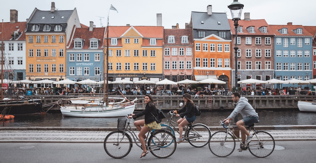 15 of the most bike-friendly cities in the world