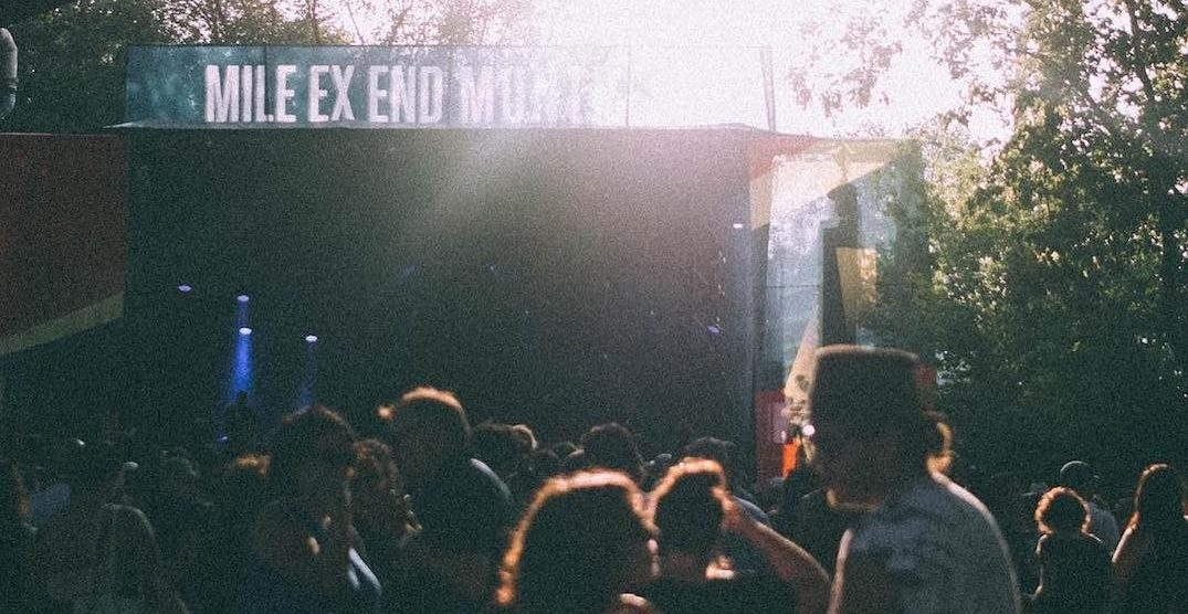 A music festival is coming to the Mile End this month