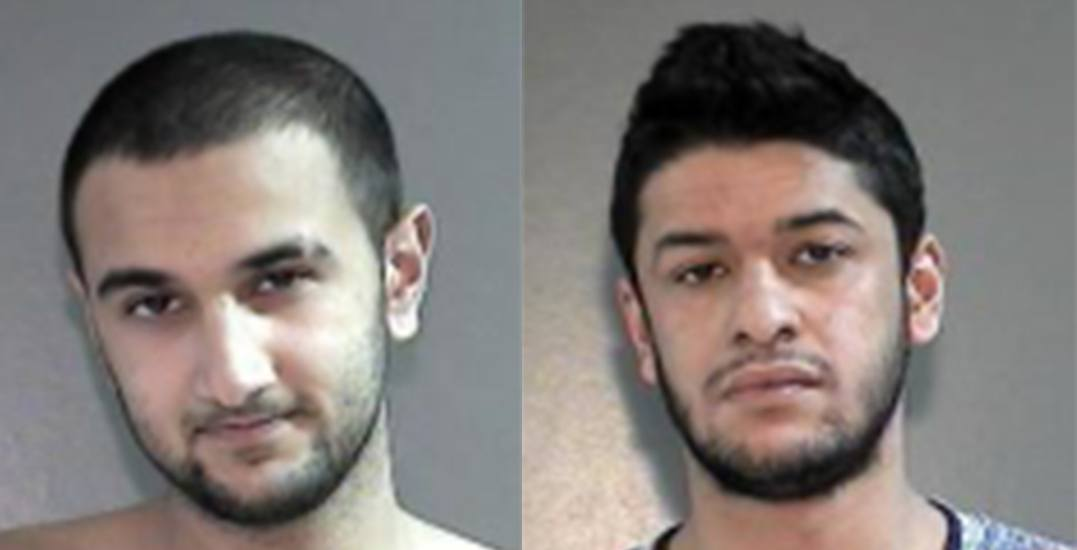 2 men wanted on Canada-wide warrants believed to be in Surrey: RCMP