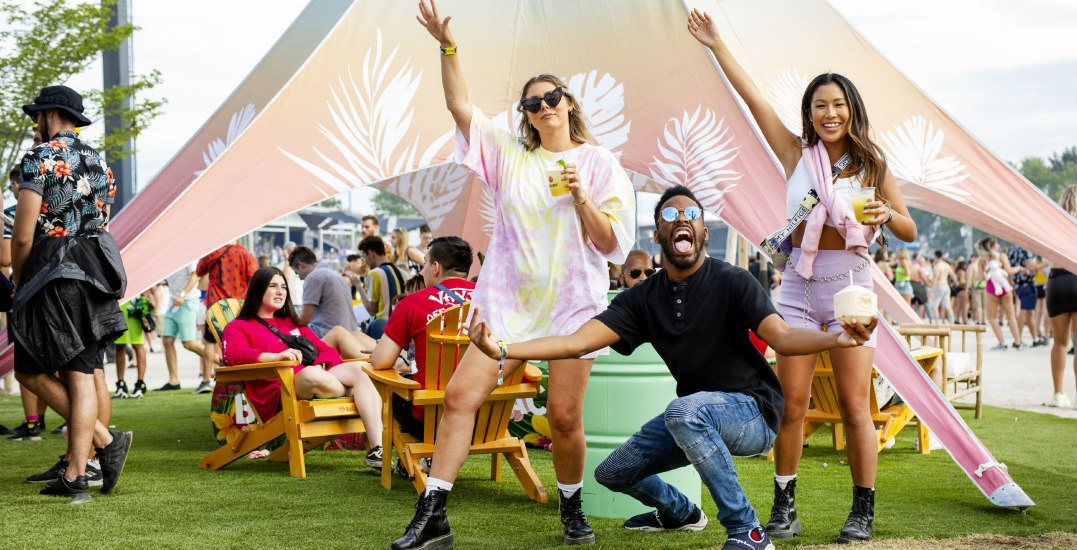 The last festival of the summer should go out in style, just like îleSoniq (PHOTOS)