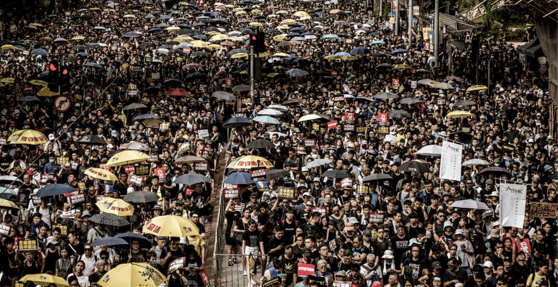 Canada's response to Hong Kong protests remains pro-China: community forum