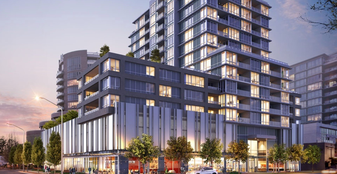 15-storey Richmond condo tower in financial limbo, construction contractor quits