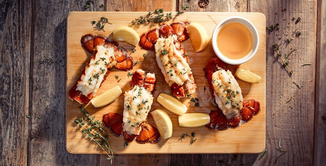 This lobster menu is the best thing to hit the GTA (PHOTOS)