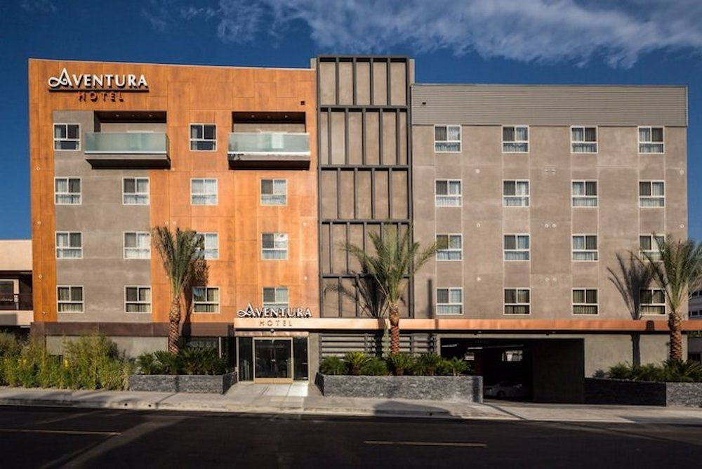 best hotels LA